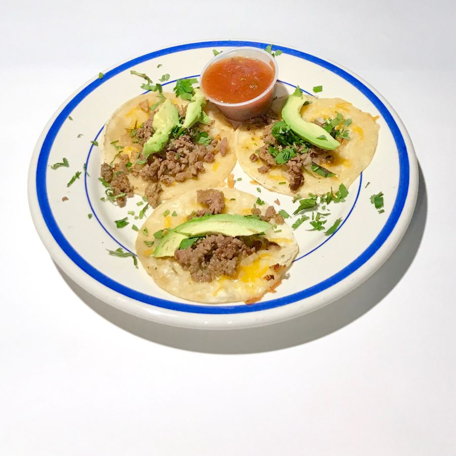 The 3 Tacos