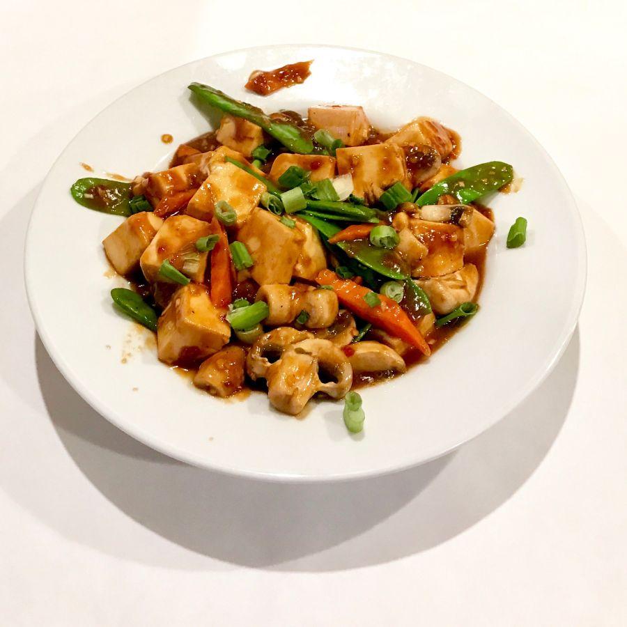 Szechuan Tofu
