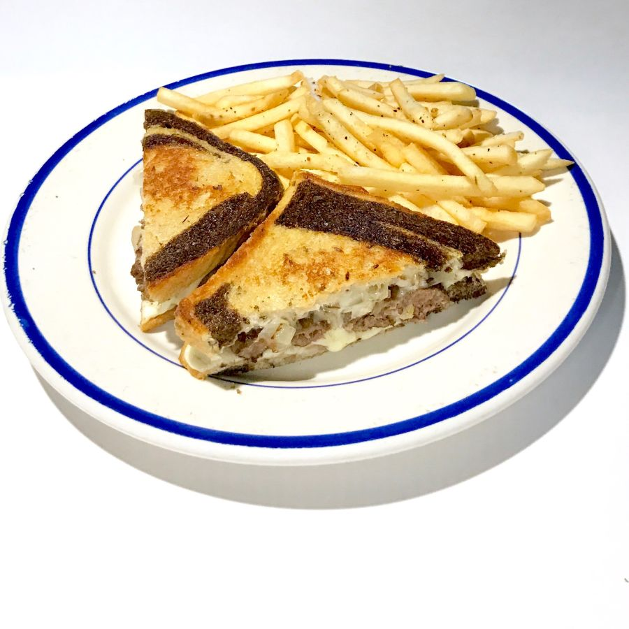 Our Patty Melt