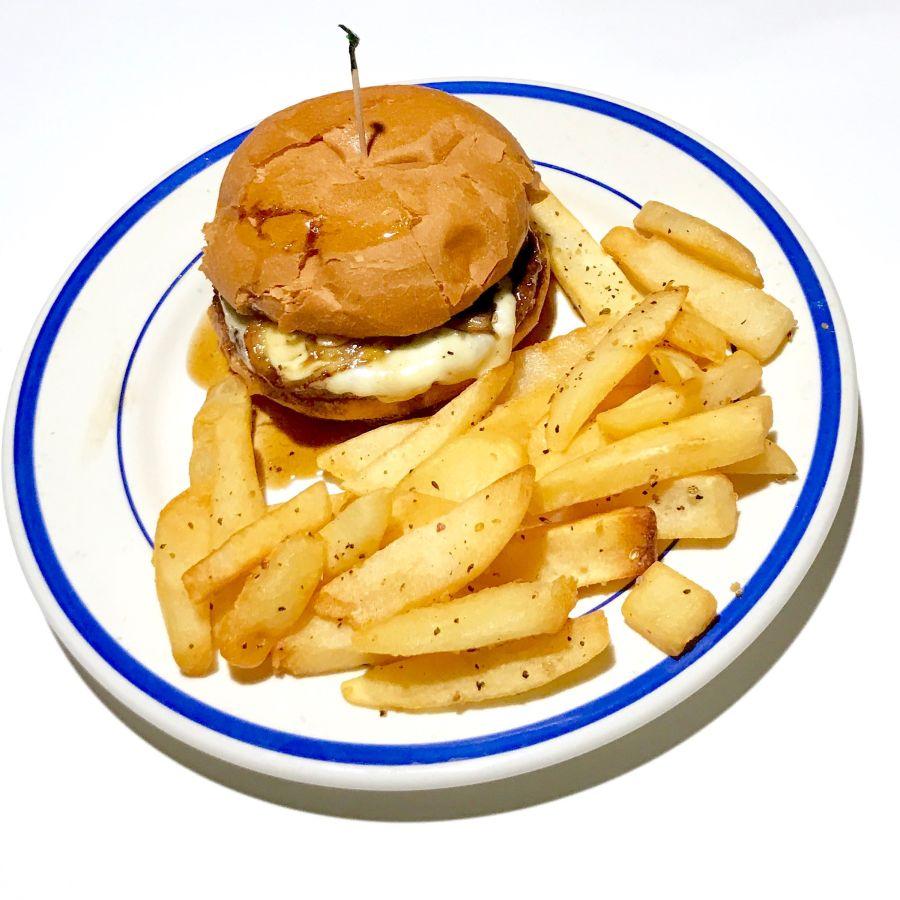 The Guinness Burger