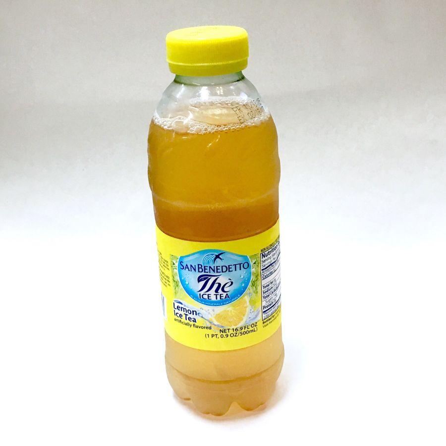 San benedetto Lemon Tea