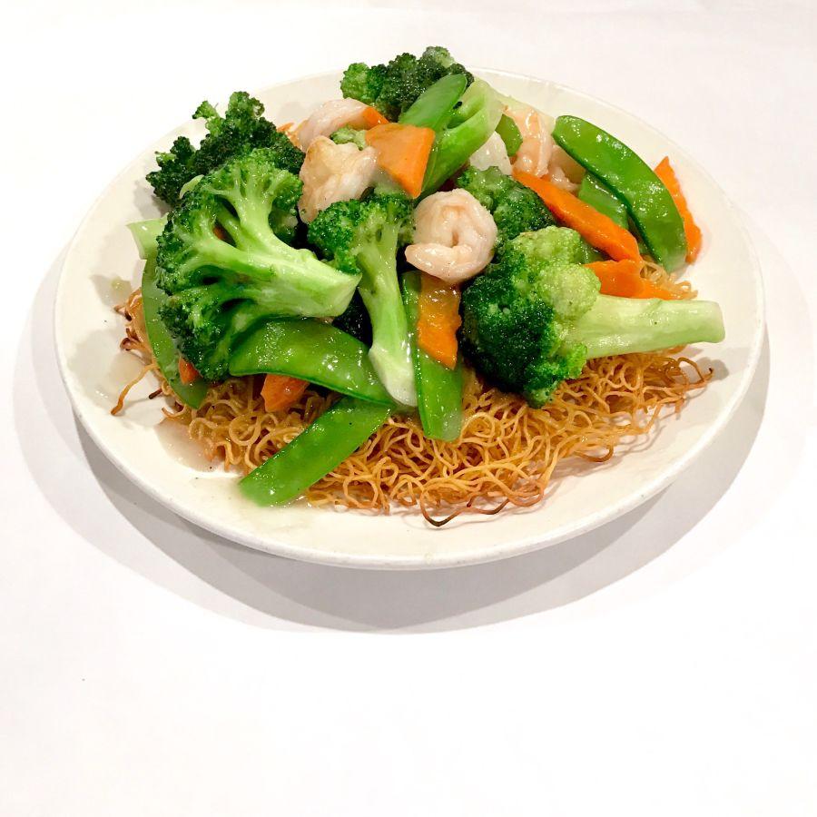 Shrimp Cantonese Noodle