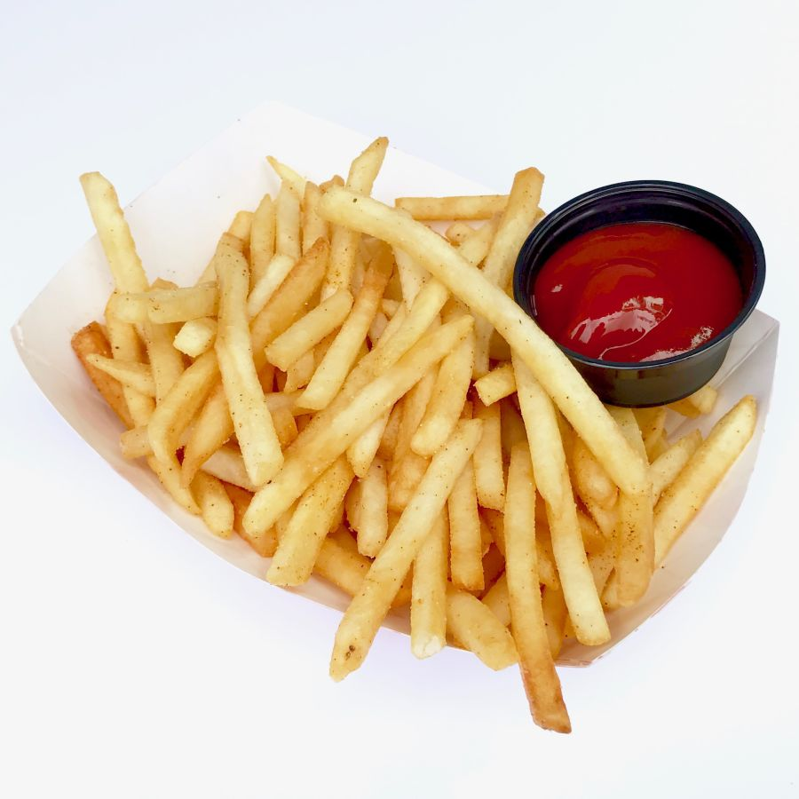 Plain Fries