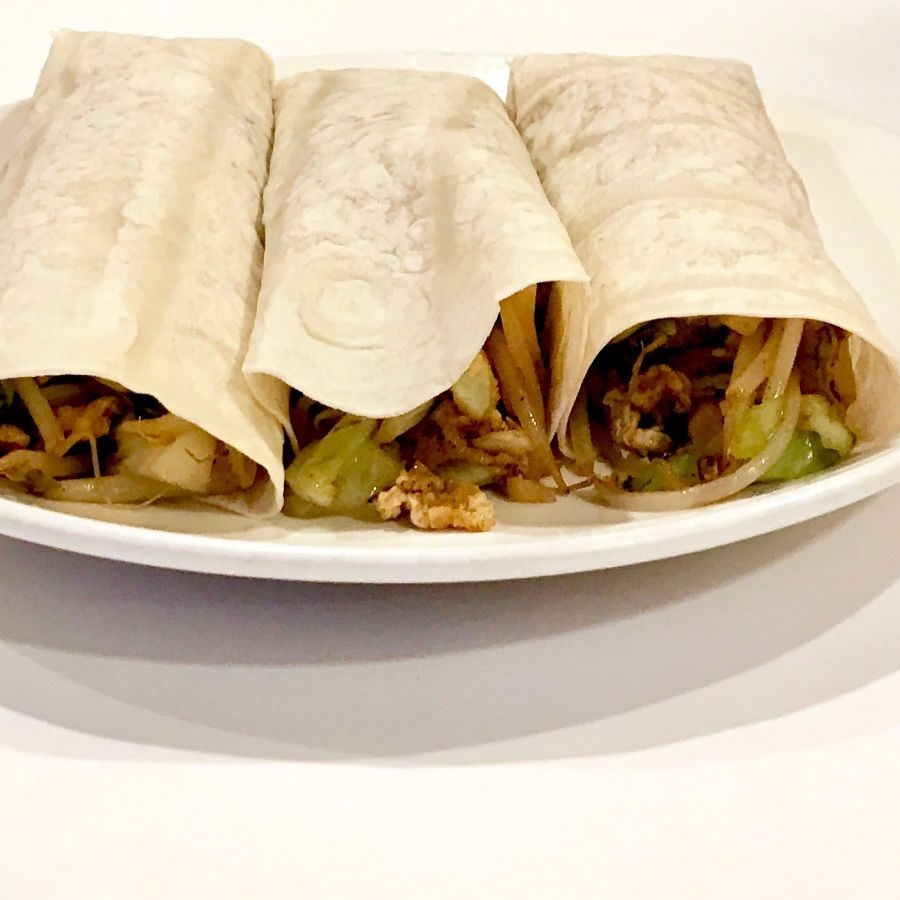 Chinese Burritos