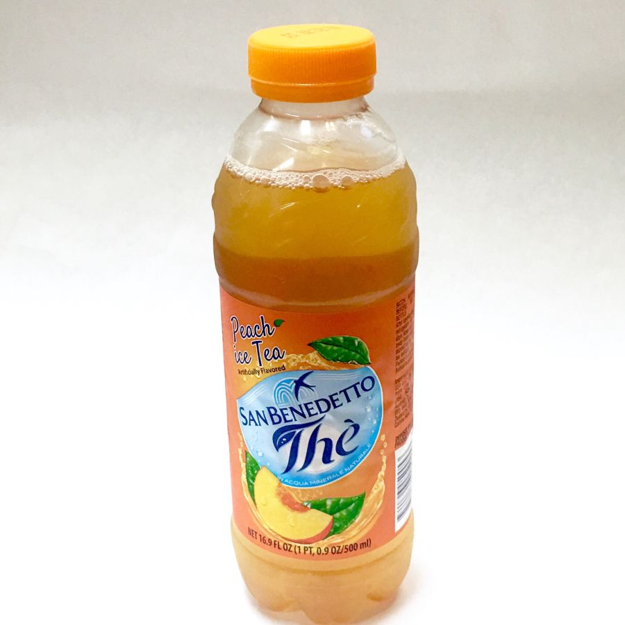 San benedetto Peach Tea