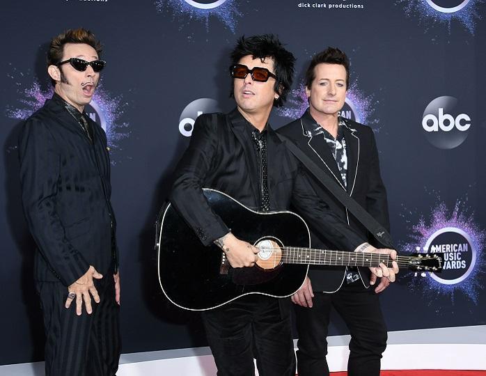 Группа Green Day выпустила новый альбом