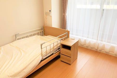 ネクサスコート仙台東ホスピス ホスピス居室
