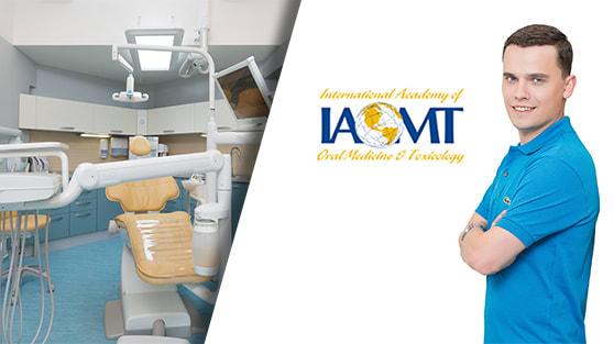 5 důvodu proč zvolit zubaře, který je členem IAOMT