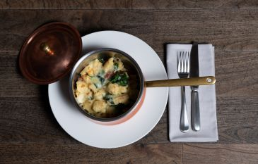 Foray through the cuisine of the Grisons