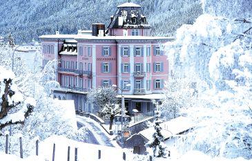 Lischana in Winter - Hotel Belvédère