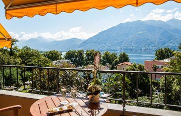Maggia valley with the e-bike - Hotel Remorino