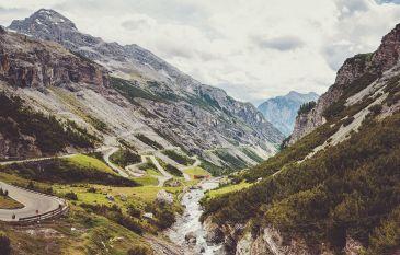 Die grosse 3-Länder Alpentour