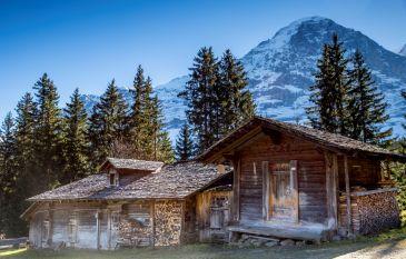 Randonnées dans la régeion de la Jungfrau