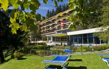 Hiking wonderland Wengen - Beausite Park Hotel & Jungfrau Spa