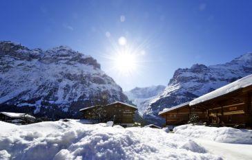Winterwander-Hotel-Hopping in der Jungfrau Region