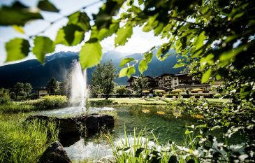 Forster´s Summer Dream in Stubaital / Tyrol