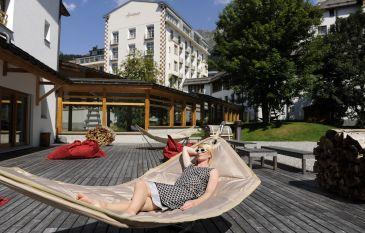 Wandern & Erholung - Schweizerhof Lenzerheide