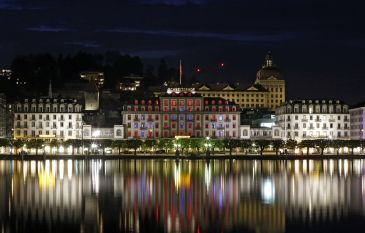 City Break - at the Hotel Schweizerhof Lucerne