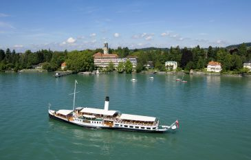 A guest in the Lake Constance Region