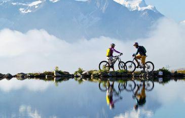 Mountainbike Erlebnis Oberengadin