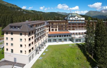 Wellness Break at Waldhotel Arosa