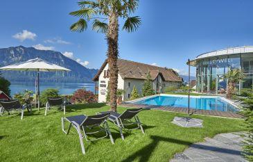 Energy Days on Lake Lucerne at the Alexander & Gerbi Hotel