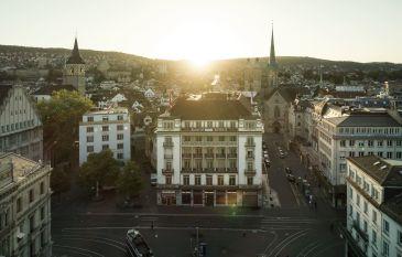"""""""ZURICH SPA"""" au Savoy Hôtel Baur en Ville"""