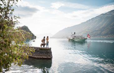 Schlösser und Seen im Westen der Schweiz