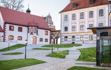 Schloss Leitheim : Time Out au cœur de la Bavière