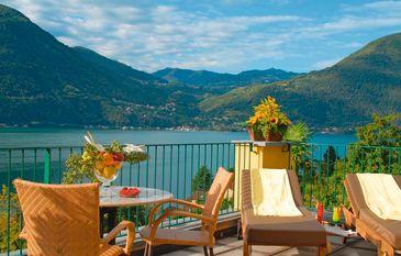 Strandfeeling am Lago di Lugano - Parco San Marco