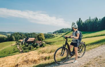 On the Heart Route from the Emmental to the Jura
