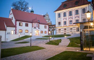 Temps de repos royal à l'Hotel Schloss Leitheim