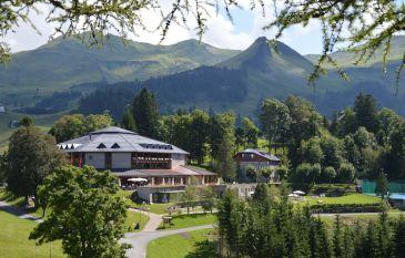 Expérience du sommet en été - Seminar- und Wellnesshotel Stoos