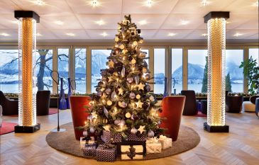 Weihnachtszauber am See im BEATUS Wellness- & Spa-Hotel