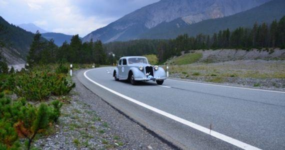 VERSCHOBEN: Vino Miglia 2021 - die Oldtimer-Rallye mit Stop in Zernez