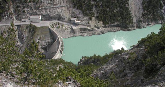 Wasserkraft hautnah erleben