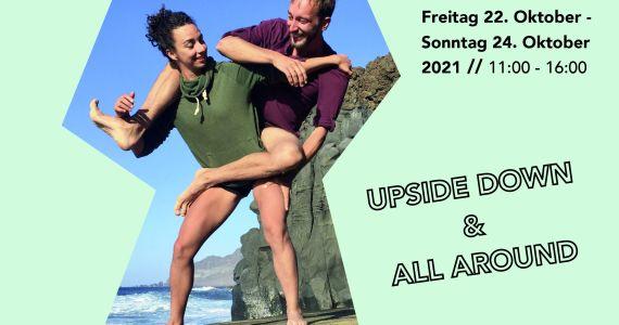 Tanz & Akrobatik // Workshop mit Ana Jordão und Vincent Kollar