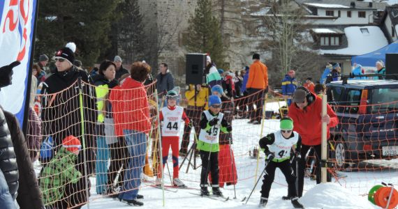 Sport: Zernezer Volkslanglauf