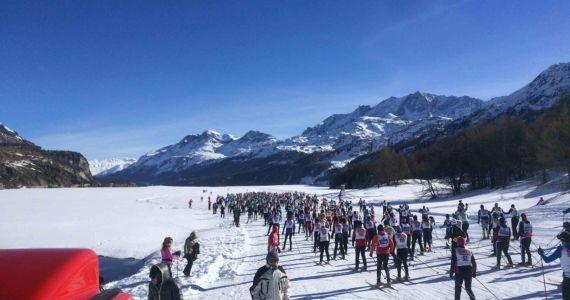 Stunde der Wahrheit: Langlauf-Rennen Maloja - Zernez
