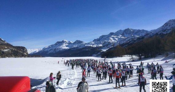 ABGESAGT: Stunde der Wahrheit: Langlauf-Rennen Maloja - Zernez