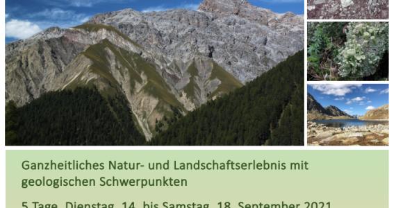 Steinreiche Nationalparkregion