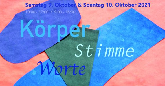 Tanz-Improvisation / 2-Tages Workshop mit Simon Wehrli