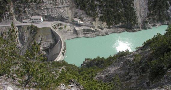 Wasserkraft hautnah erleben in der Zentrale Ova Spin