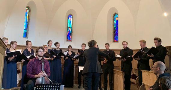 Bündner Barock Konzert-Ostinato Follia