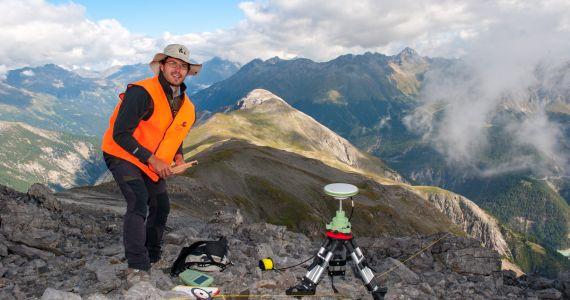 Präsentation: Geodätischer Projektkurs der ETH Zürich