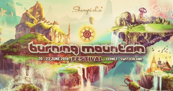Burning Mountain Festival 2019