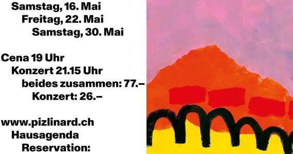 Frühlings-Konzert im Hotel Piz Linard