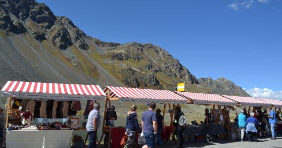 alpinavera Passmarkt Flüela