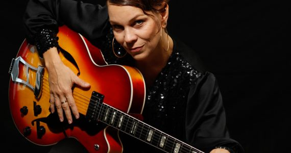Rock und Blues: Nadja Zela