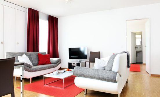 2,5 Zimmer Apartment, Parterre, 60 m²
